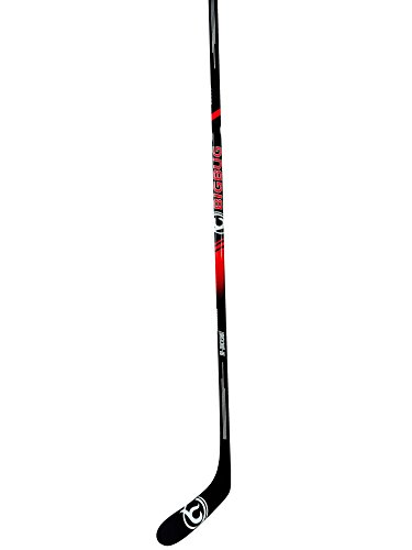 - BIGBUG Hockey Senior Carbon Composite Stick, 87 Flex,Blade 28, Mid-Kick, 60-Inch, Right, 420 Grams
