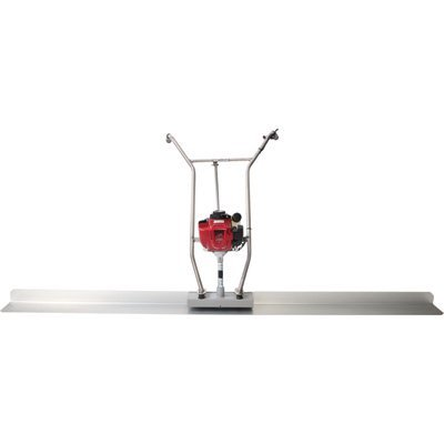 NorthStar Vibratory Concrete Screed Head -With 1.6 HP Honda GX35 Engine