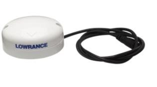 Lowrance Point-1 Baja GPS Antenna with N2K Kit & Compass