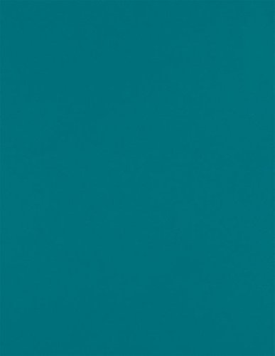 (8 1/2 x 11 Paper - Teal (50 Qty) | Perfect for Holiday crafting, invitations, scrapbooking and so much more! | 81211-P-100-50 )