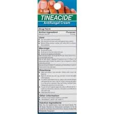 Dr. Blaines Tineacide Antifungal Cream - 1.25 oz, Pack of 5 by Dr. Blaine's Tineacide Antifungal Cream (Image #3)