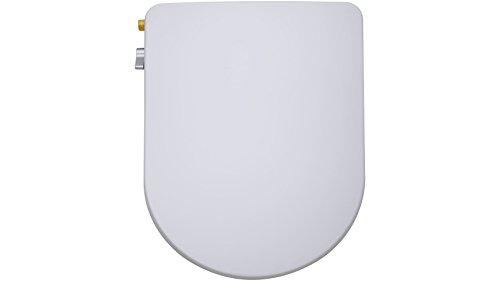 ADOB Dusch-WC-Aufsatz FP104 weiß