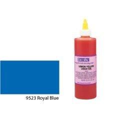 10.5 Oz Bottle Royal Blue Liqua Gel Colors ~ Cake Accessory ~ New!!! by Quantumchaos Media