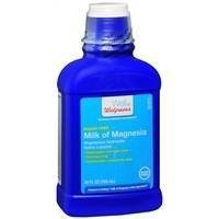Walgreens Milk of Magnesia, Sugar Free, Regular, 26 fl oz by Walgreens