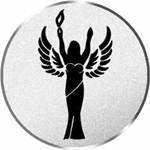 Durchmesser 50 mm Durchmesser S.B.J Motiv Siegesg/öttin Sportland Pokal//Medaille Emblem