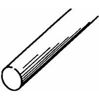 K & S PRECISION METALS 7140 1/4 x 36 SS Round Rod