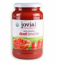 - Jovial Organic Diced Tomatoes - 18.3 oz - 6 Pack