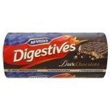 Mcvities Digestive Dark Chocolate 300g 3 Pack
