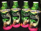 4-30 Oz Bottles - Fruta Vida (Acai,Yerba Mate, Cupuacu) Juice by Pro Image International by Pro Image