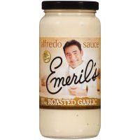 Emeril\'s Roasted Garlic Alfredo Sauce, 16 oz. (Pack of 6)