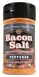 J & Ds Peppered Bacon Salt 2.0 OZ (Pack of 12)