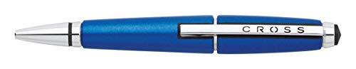 Cross Edge Nitro Blue Gel Rollerball Pen - Gel Ink Cartridge