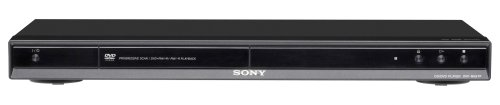 Sony DVP-NS57P/B Progressive Scan DVD Player, Black by Sony