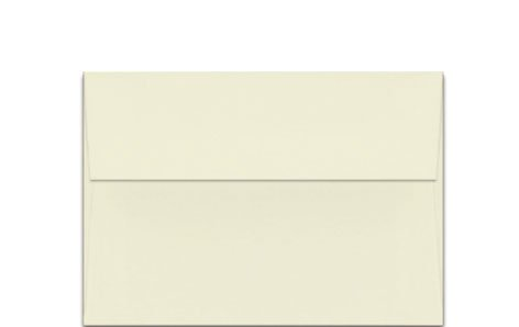 Neenah CLASSIC CREST - A6 Envelopes - NATURAL WHITE (Off-White) - 50 PK - Classic Crest Envelope Natural