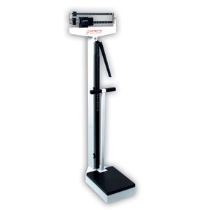Eye Level Physician Scale Style: With Height Rod and Hand Post, Capacity: 180 kg x 100 g