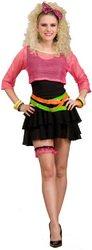 80s Groupie Adult Costume PROD-ID : 1441142 (80s Groupies)