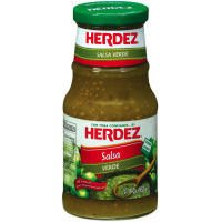 Green Salsa Verde (Herdez Salsa Verde, 16 oz.)
