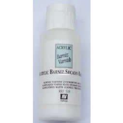 Liquid Varnish - Av Vallejo -liquid Varnish - 55ml Gloss