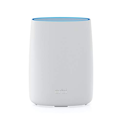 Image of NETGEAR Orbi Tri-Band WiFi Router with 4G LTE Modem Built-in (