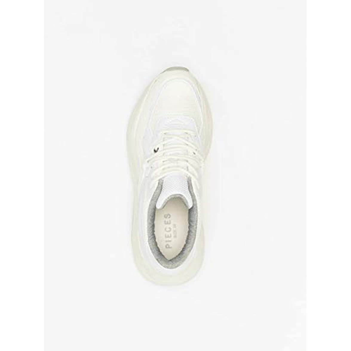 17095086 Scarpa White Sneakers Donna Pieces