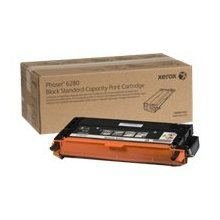 Toner, Copier, Phaser 6280 - BLACK 3,000 Page Yield, XEROX, PHASER 6280