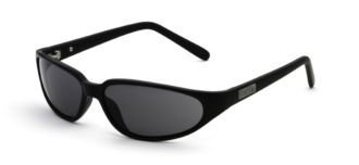 Black Flys Micro Fly Sunglasses (Black Flys Sunglasses - Micro Fly / Frame: Black Lens: Grey)