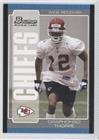 - Willie Parker (Football Card) 2005 Bowman Chrome - [Base] #153