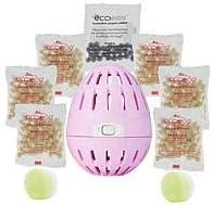 Ecoegg 1080-Load Laundry Egg Kit with Mega Detox Tablets - Spring Blossom