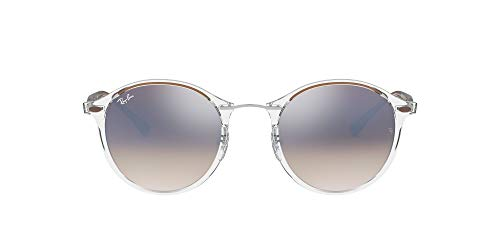 Ray-Ban unisex-adult Rb4242 Round Sunglasses Round Sunglasses