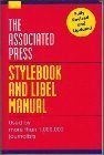 The Associated Press Stylebook and Libel Manual, Associated Press, 0201627043