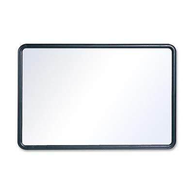 QRT7554 - Quartetreg; Contour Whiteboard, 4 x 3, Black Frame ()