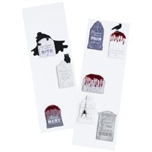 Martha Stewart Crafts Halloween Layered Tombstone Stickers ()