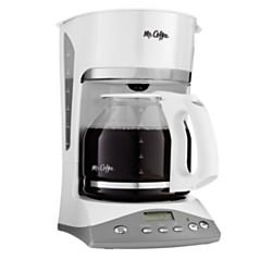4 cup white coffee maker - 4