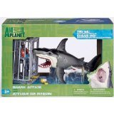 Shark Cage - Shark Attack Figure Playset By Animal Planet