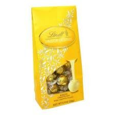 Lindt Lindor Truffle Bags (White Chocolate) - Pack of 5