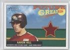 Aaron Hill (Baseball Card) 2005 Bowman Heritage - Future Greatness #FG-AH