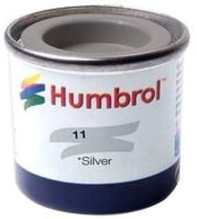 Humbrol - Pintura Esmalte, Color Blanco (Hornby AA0374 ...