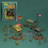 Rothco CE Combat Force Soldier Play Set -