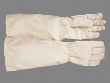 Brown Superior BJ22 Cotton Jersey Foam Lined Glove with Knitwrist Cuff Pack of 1 Dozen Work