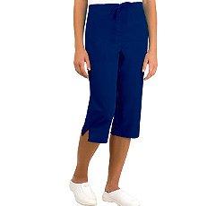05b2099dcba Amazon.com: Madison Medical Capri Scrub Pant (Navy S): Clothing