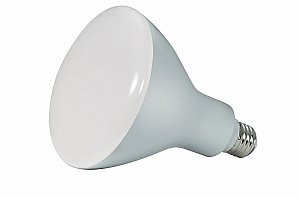 85W Equivalent Satco 16.5W LED Dimmable Standard BR40 (120 Volt Br40 Standard Base)