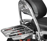 Cobra Tubed Luggage Rack for 2005-2008 Kawasaki VN1600D Vulcan 1600 Nomad O.E.M ()