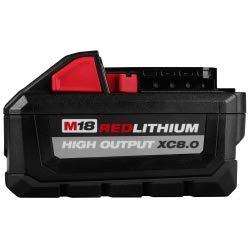 Milwaukee M18 18-Volt Lithium-Ion HIGH OUTPUT XC 8.0Ah Battery