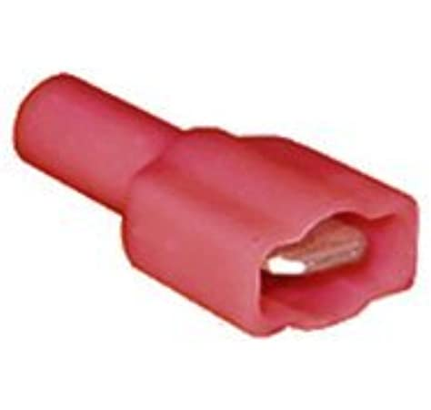 """500 Pack 22-18 AWG Male /& Female Fully Insulated Nylon Quick Disconnect .250/"""" UL"""