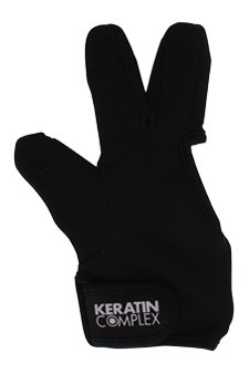 - Keratin Complex Heat Resistant 3 Finger Glove - 1 Pack