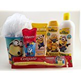 Despicable Me - Minions Bath and Body 7 Piece Gift Set