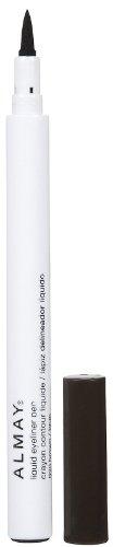 Almay Liquid Eyeliner Pen, Black, 0.056 Ounce by Almay