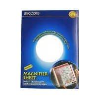 - UltraOptix Handi-Lens Full Page Magnifier