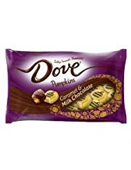 Dove Milk Chocolate Caramel Halloween Witch's Mix - 30ct/7.94oz