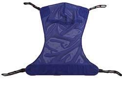 - Invacare Reliant Full Body Sling (Options - Size: Large Upholstery: Mesh Model Choice: Full Body with Commode)